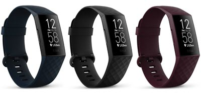 Fitbit Charge 4 - موبي زووم