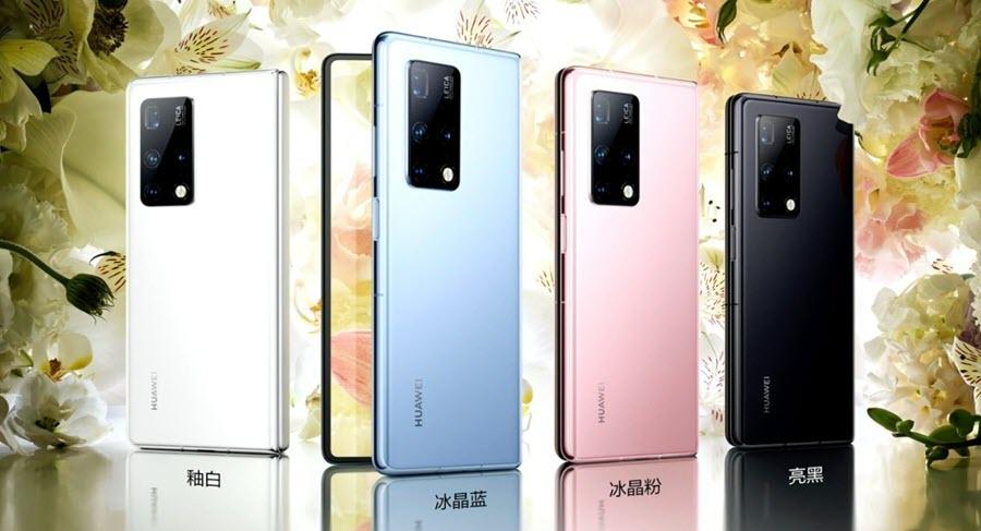 Huawei Mate X2 - موبي زووم