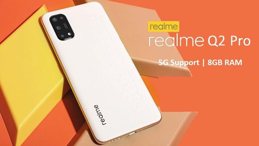 Realme Q2 Pro - موبي زووم