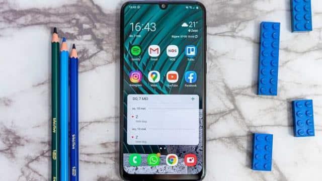 Samsung Galaxy M12 - موبي زووم
