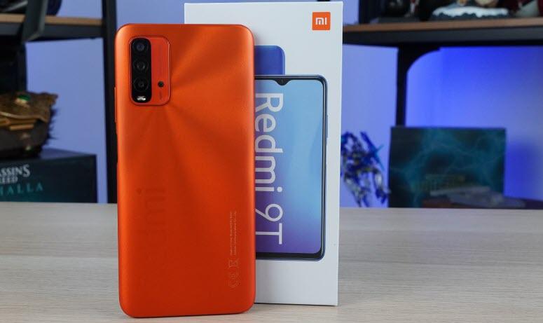 Xiaomi Redmi 9T - موبي زووم