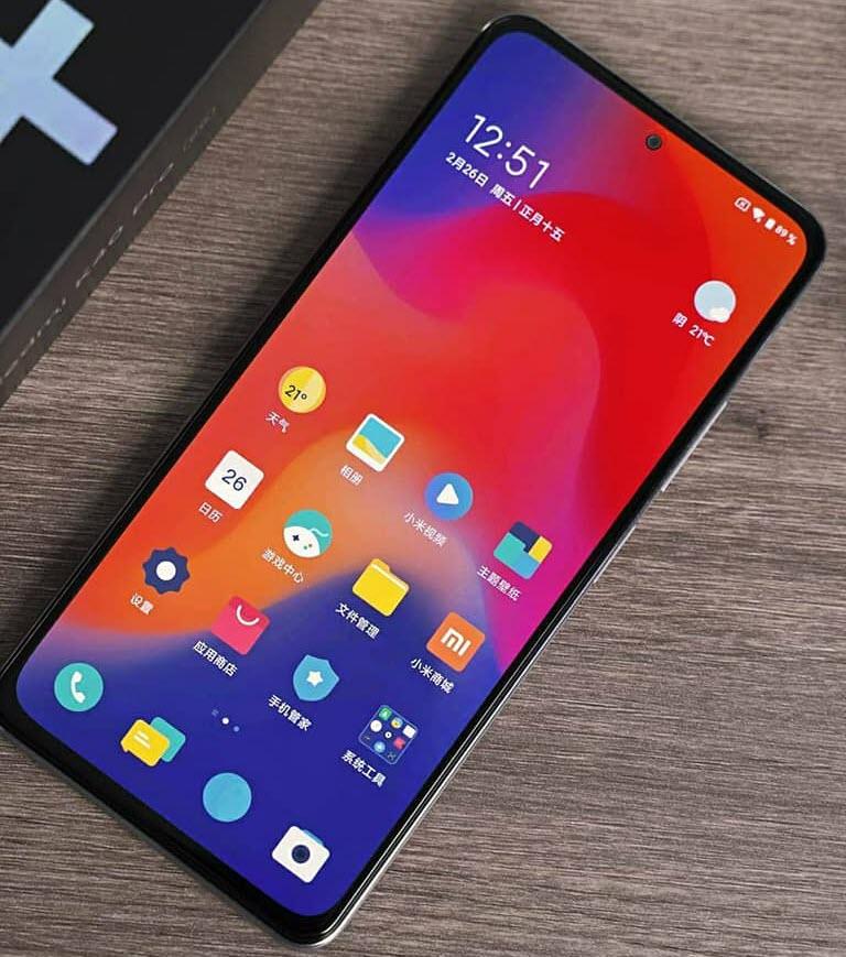 Xiaomi Redmi K40 Pro - موبي زووم