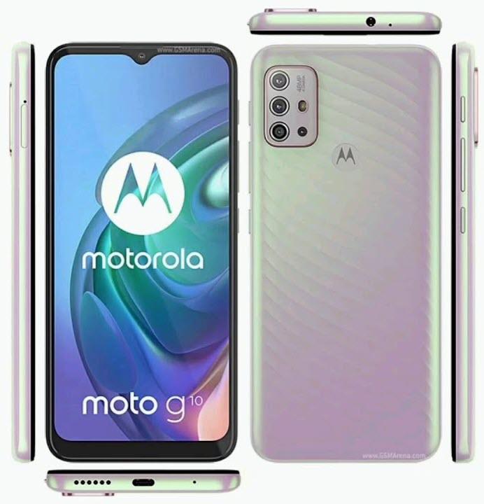 Motorola Moto G10 - موبي زووم