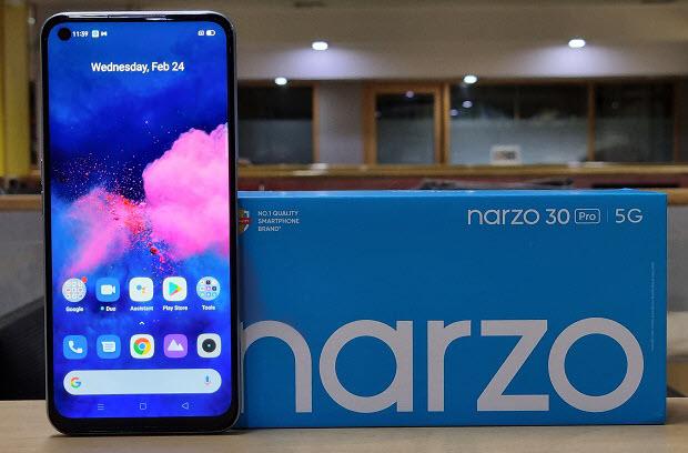 Realme Narzo 30 Pro - موبي زووم