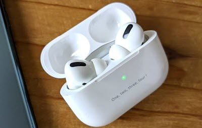 Apple AirPods Pro - موبي زووم