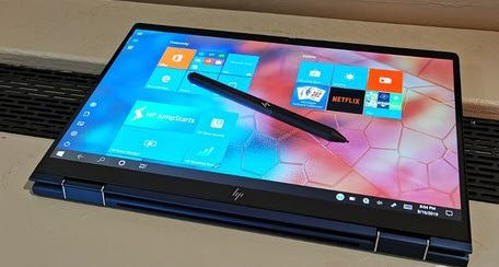 HP Elite Dragonfly - موبي زووم