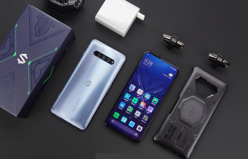 Xiaomi Black Shark 4 Pro - موبي زووم