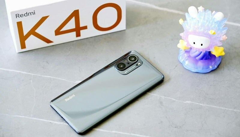 Xiaomi Redmi K40 - موبي زووم