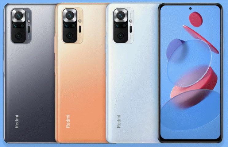 Xiaomi Redmi Note 10 Pro - موبي زووم
