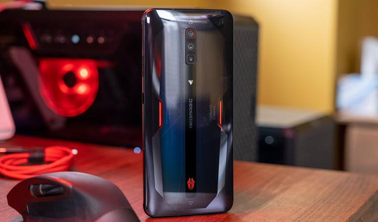 موبايل ZTE nubia Red Magic 6 Pro - موبي زووم