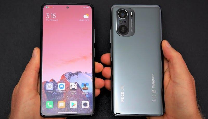 Xiaomi Poco F3 - موبي زووم