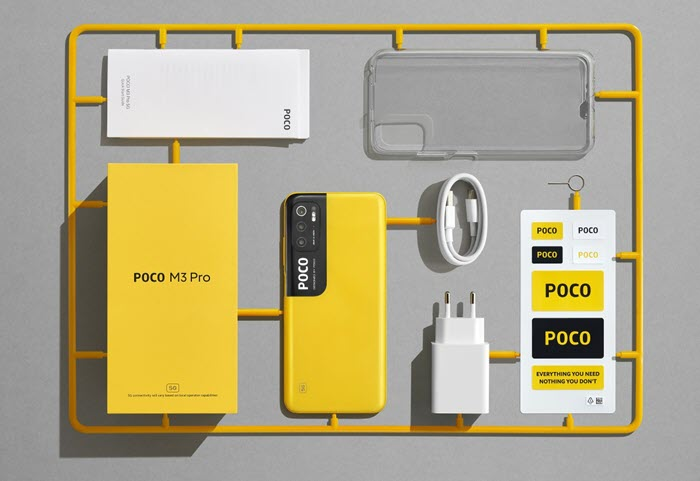 شراء Xiaomi Poco M3 Pro 5G - موبي زووم