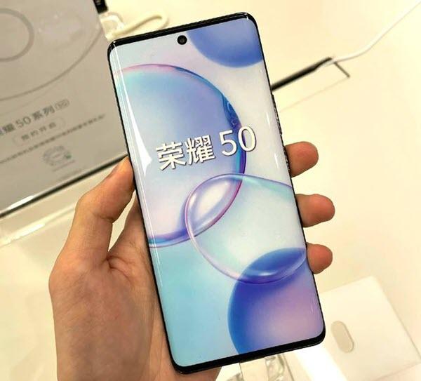 شراء Honor 50 5G - موبي زووم