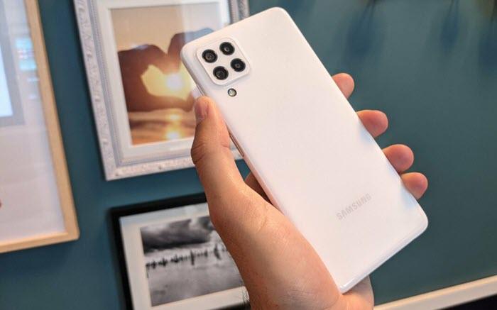 Samsung Galaxy A22 4G - موبي زووم