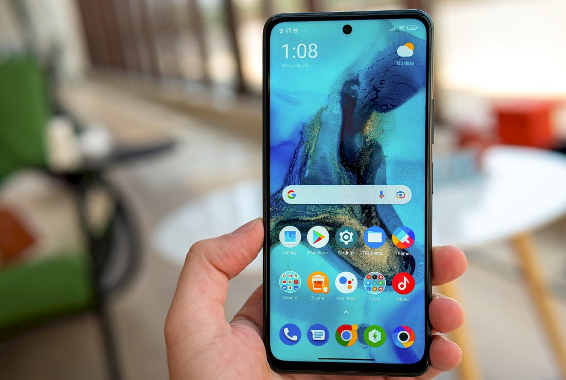 شراء Xiaomi Poco X3 GT - موبي زووم