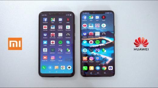 هل أشتري Huawei ام Xiaomi والفرق بينهما وأيهما أفضل؟ مقارنة شركتين