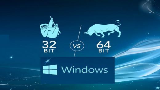 ما الفرق بين نظام 32 بت و نظام 64 بت و أيهما أفضل للكمبيوتر؟ 64Bit VS 32Bit