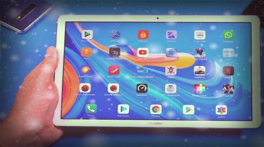 افضل 4 أنواع تابلت هواوي 2020 مع سعر والمواصفات – Best Huawei Tablets