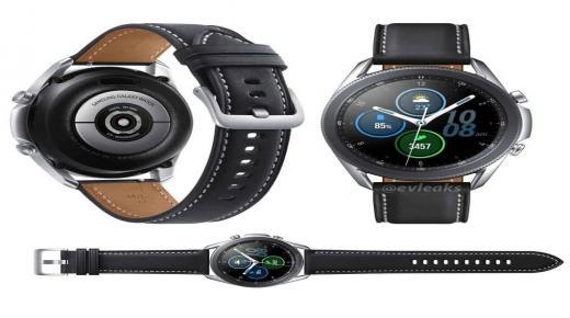 سامسونج واتش 3 : سعر ومواصفات ساعة الذكية Samsung Galaxy Watch 3