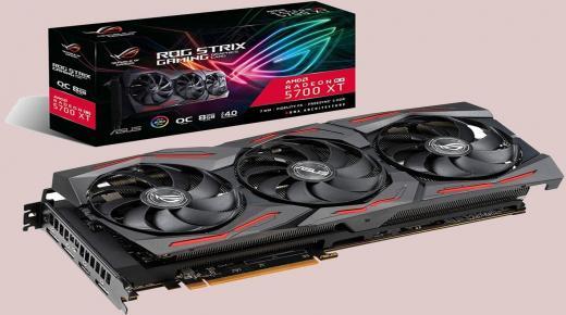 ترتيب أفضل انواع كروت الشاشة AMD 2020 ونصائح قبل شراء GPU للكمبيوتر