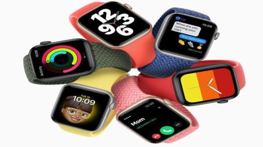 ابل واتش سيريس 6 : سعر ومواصفات ساعة Apple Watch Series 6