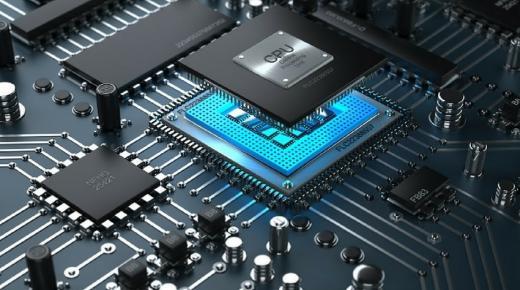 شرح ماهو CPU وGPU وRAM و ROM و GPS و NFC وطيفتها والفرق بينها