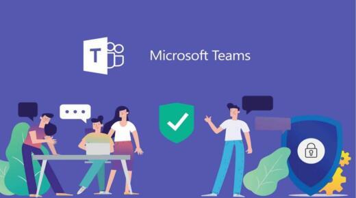 مايكروسوفت تيمز : برنامج Microsoft Teams لدردشة الإجتماعية وتعليم عن بعد