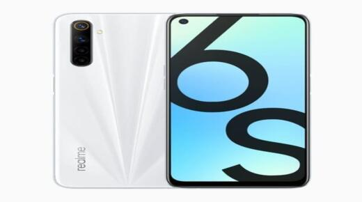 سعر ومواصفات Realme 6S