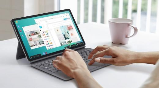 سامسونج تاب S6 : سعر ومواصفات تابلت Samsung Galaxy Tab S6 ومميزاتها