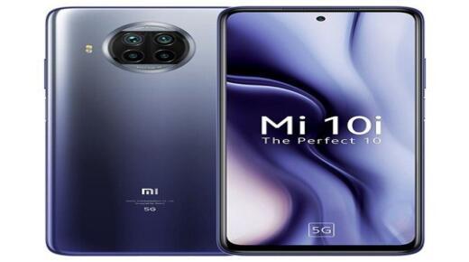 سعر ومواصفات Xiaomi Mi 10i