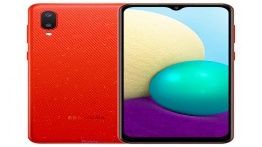 سعر ومواصفات Samsung Galaxy A02