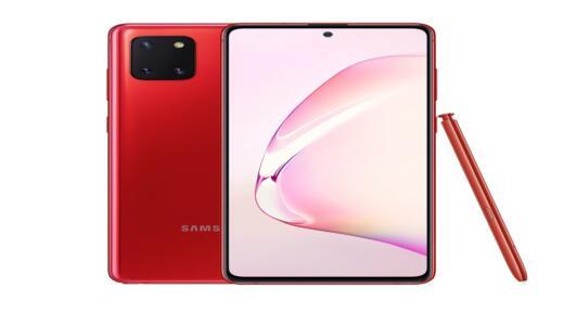 سعر ومواصفات Samsung Note 10 Lite