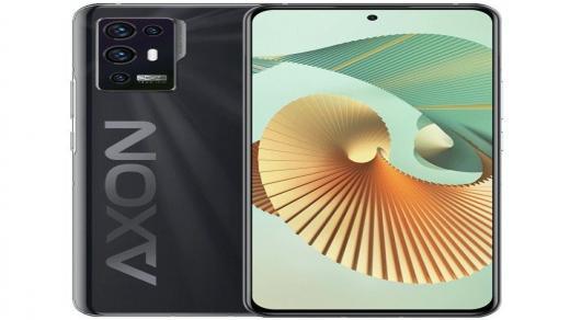 سعر ومواصفات ZTE Axon 30 Pro